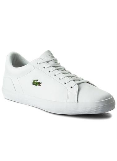 Lacoste Erkek Lerond  Sneakers 733CAM1032.001 Beyaz